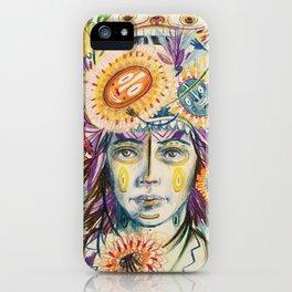 happy surprise  iPhone Case