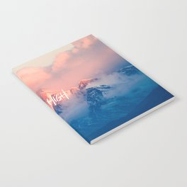 Stay Rocky Mountain High Notebook