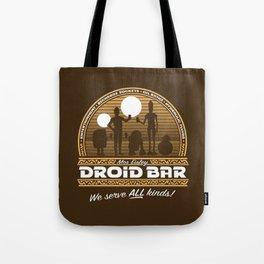 Droid Bar Tote Bag
