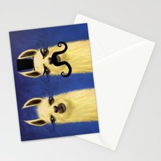 Evil Twin Stationery Cards