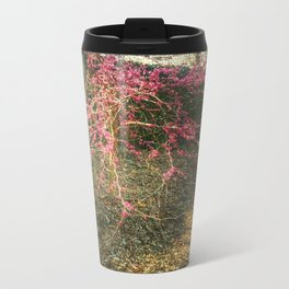 Chinese Red Bud  Travel Mug