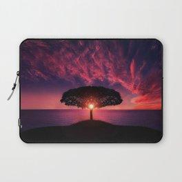 Sunset of Life Laptop Sleeve