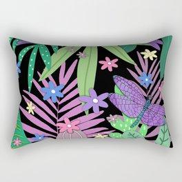 Fantasy Botanical #5 Rectangular Pillow