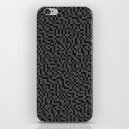 Digital Dither 01 iPhone Skin