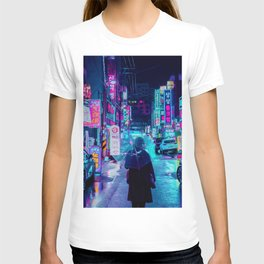 Umbrella in the City T-shirt