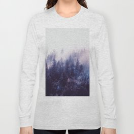 Misty Space Long Sleeve T-shirt