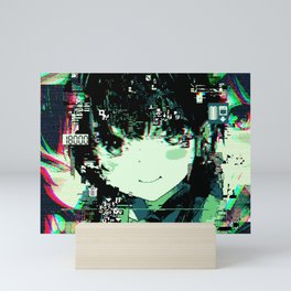 frequency friend Mini Art Print