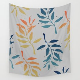 Pinnate Beauties Wall Tapestry