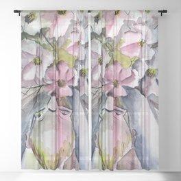 Cavaliero Sheer Curtain