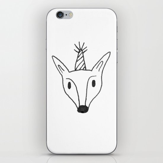 Party Animal iPhone & iPod Skin