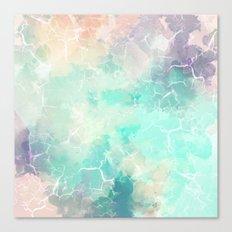 Marble II Canvas Print