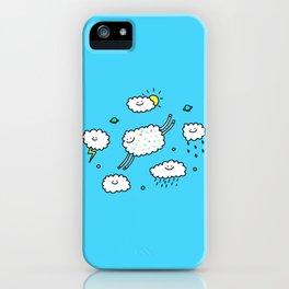 Happy Weather iPhone Case