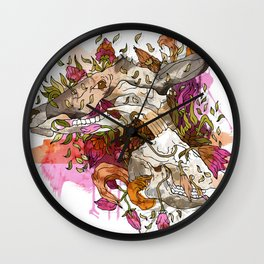 It's what's on the inside that really counts… Wall Clock