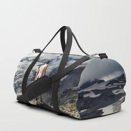 World Naked Hike Duffle Bag