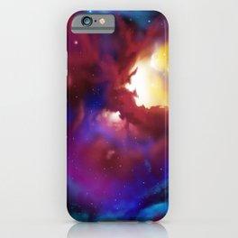 Bat Nebula  iPhone Case