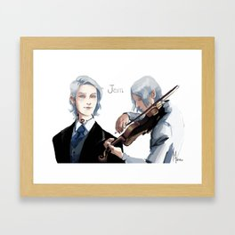 Soulmates - Jem Framed Art Print