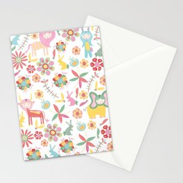 mundo magico Stationery Cards