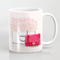 Pink Hydrangeas Coco Mug