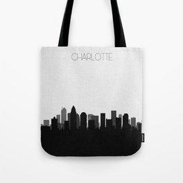 City Skylines: Charlotte Tote Bag