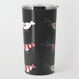 Crystal red shrimps Travel Mug