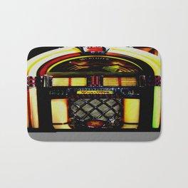 Wurlitzer Jukebox  Bath Mat