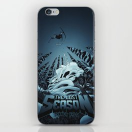 The Lost Season iPhone Skin