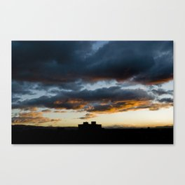 Bogota Canvas Print