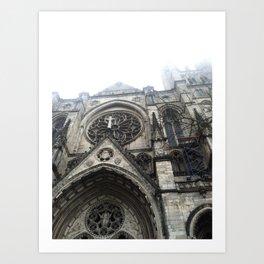 St. John of Divine Art Print