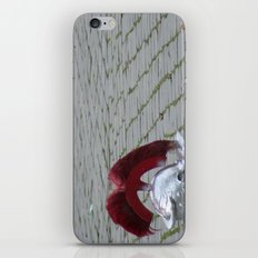 Modern Roman Helmet iPhone & iPod Skin