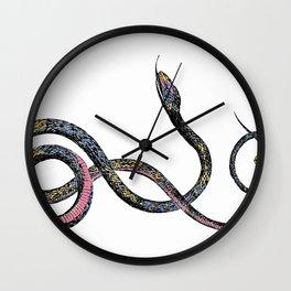 Mamba Wall Clock