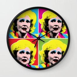 Rose Nylund x 4 Wall Clock
