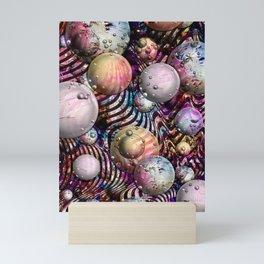 Galactic Energy Mini Art Print