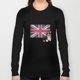 Royal Corgi Baby Long Sleeve T-shirt