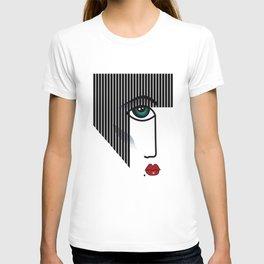 Woman's Profile T-shirt