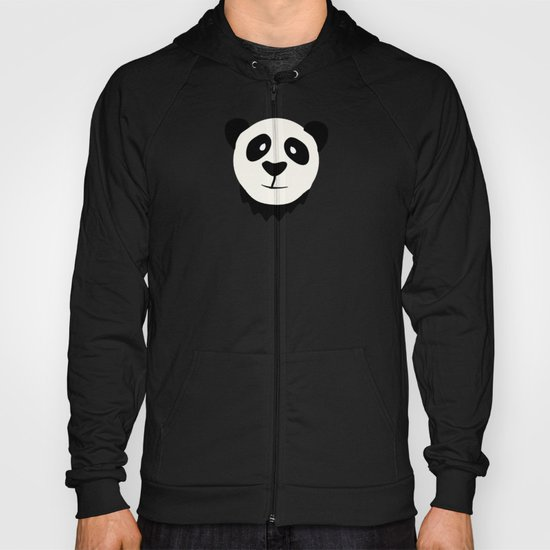 Pleased Panda Hoody