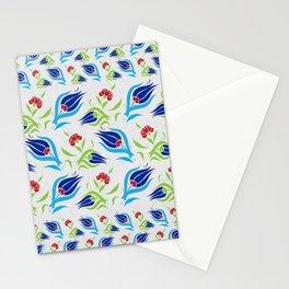 Turkish tulip pattern 7 Stationery Cards