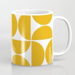 Modern Geometric Seamless Pattern Mid Century Coffee Mug