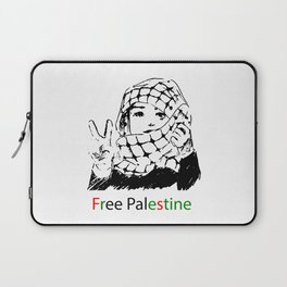 Freedom for Palestine Laptop Sleeve