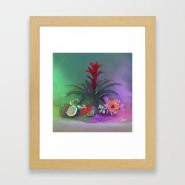 Tropiquet Framed Art Print