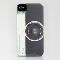 Vintage Camera Slim Case iPhone (4, 4s)
