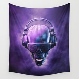 Disco Muerte Wall Tapestry