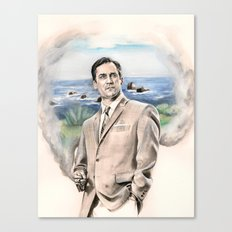 It's a Mad Mad Mad Mad Mad Men World Canvas Print