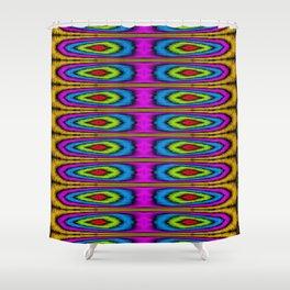Fleece of wools Shower Curtain