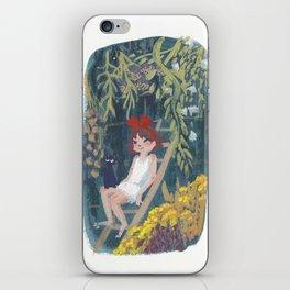 Kiki iPhone Skin