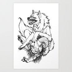 Ramtastic Art Print