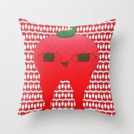 Watermelon blodbaby Throw Pillow