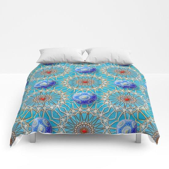 Empyrean Matrix Comforters
