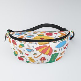 Autumn fall mood Fanny Pack