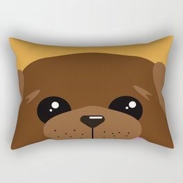 Dog 4 Rectangular Pillow