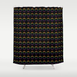 Move, We Have Gay Power Shower Curtain